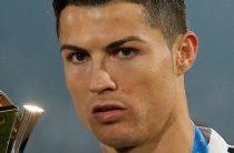 Форвард «Реала» Криштиану Роналду заявил, чтобы его сын