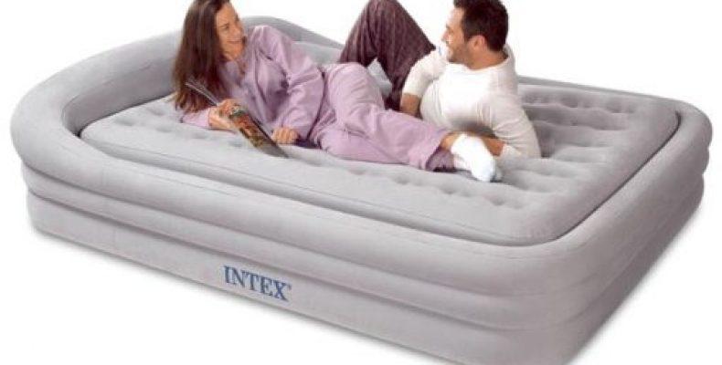 Надувная мебель. Надувная кровать