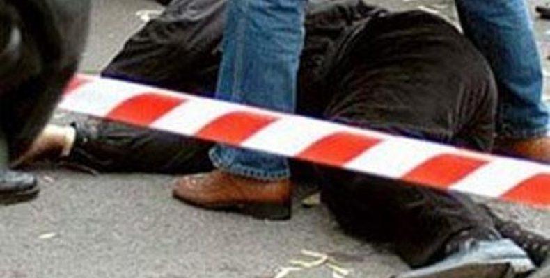 Мужчину застрелили возле школы: видео