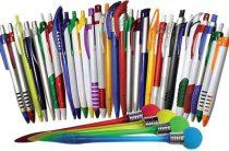 Брендирование собственной продукции. Шариковые ручки