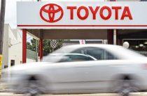 Toyota будет финансировать разработку летающего авто