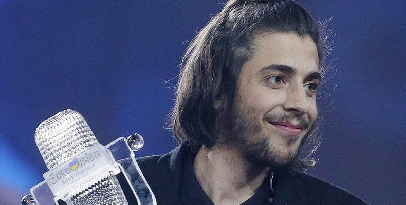 Сальвадор Собрал – победитель конкурса «Евровидение-2017»