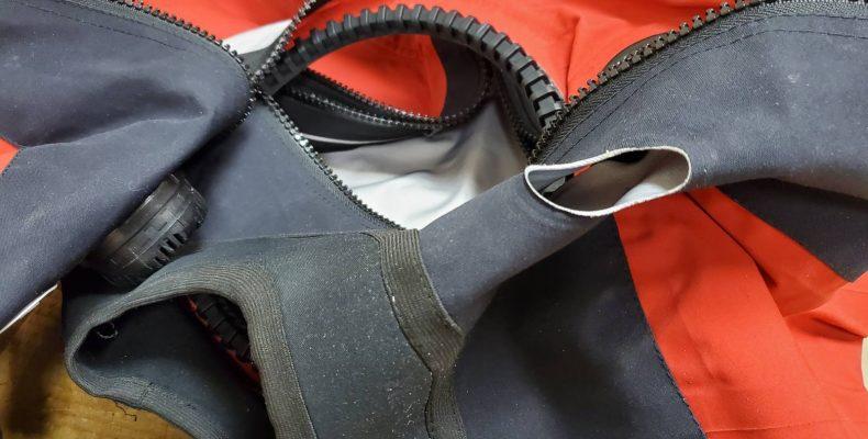 Сервис сухих гидрокостюмов от Батискаф. Подарок для дайвера или подводного охотника