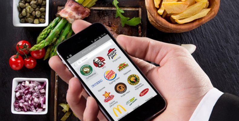 Преимущества онлайн-доставки еды