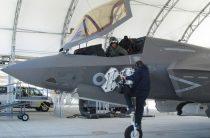 F-35B. Великобритания отказалась Сегодня стало известно, что Великобритания