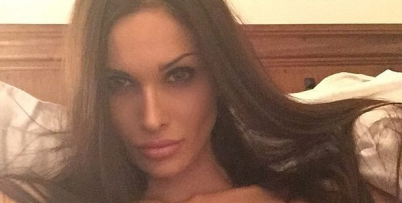 Хакеры выложили интимные фото жены футболиста Павла Мамаева (18+)