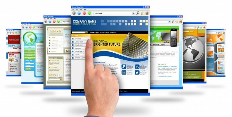 Разработка сайтов: услуги по созданию и прототипированию