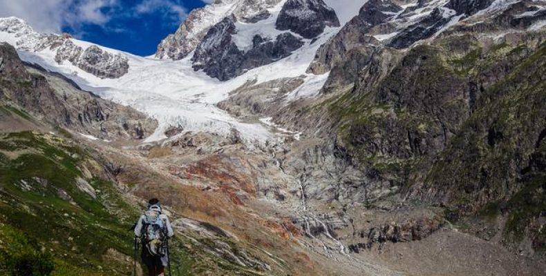 Поход в Альпы – треккинг вокруг Монблана, Монтерозы и в Доломиты