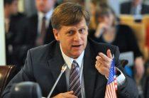 Макфол поблагодарил Россию за освобождение Пальмиры Бывший посол