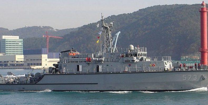 Индия снова выбрала для постройки тральщиков южнокорейскую Kangnam