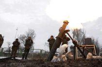 ВСУ продолжает тяжелые обстрелы населенных пунктов Донбасса Интенсивность