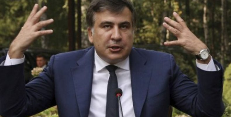 Саакашвили: «Нафталиновые» иностранцы во власти – это унижение