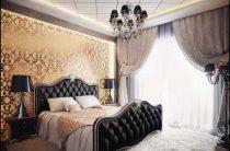 Создание шикарной спальни