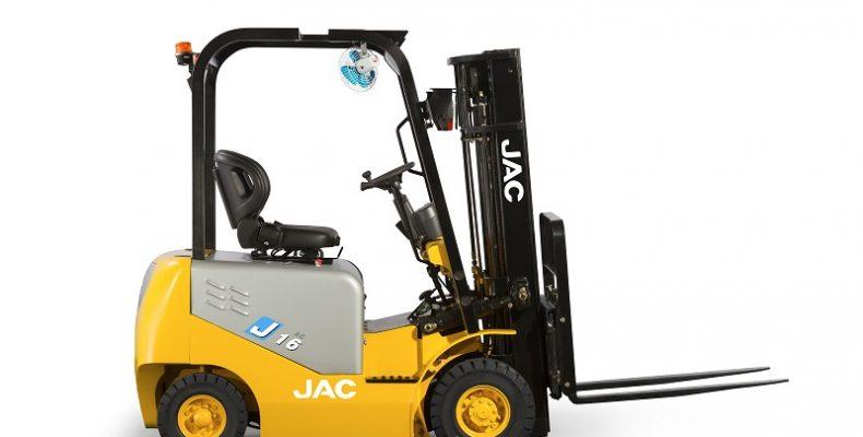 Электропогрузчик JAC – ваш проводник к успеху