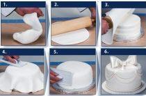 Как сделать мастику для торта своими руками? Основными