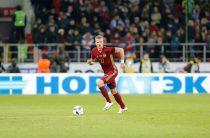 Полузащитник сборной России Дмитрий Тарасов рассказал, каково ему