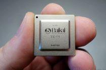 """Российский процессор """"Байкал"""" Этот маленький процессор потребляет всего"""