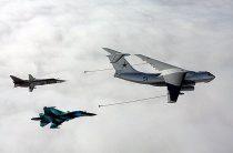 Военные летчики Южного военного округа отрабатывают элементы совместного