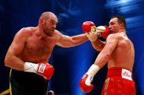 Матч-реванш между Владимиром Кличко и Тайсоном Фьюри может