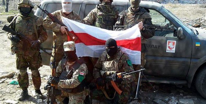 В отношении воевавших в Украине белорусов заведено 135