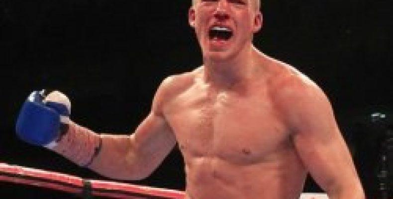 28-летний британец Ник Блэкуэлл (19-4-1, 8 КО), накануне