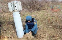 Спасатели МЧС Республики обезвредили боеприпасы и оказали помощь