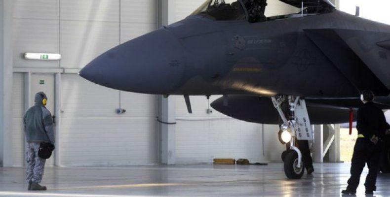 США разместили в Исландии и Нидерландах 12 истребителей