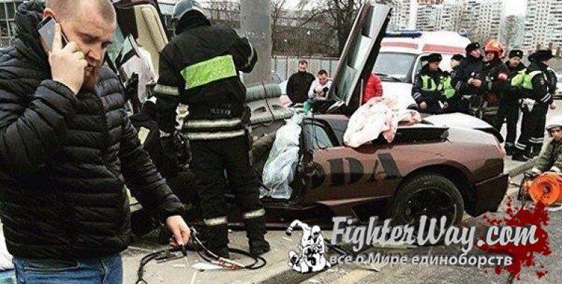 Успешный боец ММА Адам Яндиев в центре событий
