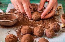 Шоколадно-кофейные трюфели. Спешу поделиться с вами рецептом, как