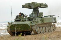Зенитные ракетные подразделения ВДВ уничтожили беспилотники условного противника