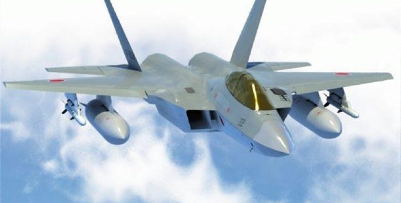 F-3. Предпочтителен пилотируемый Япония начала переговоры с западными