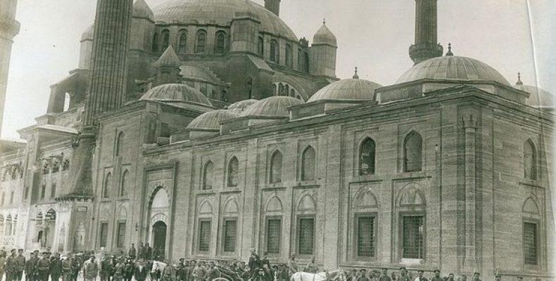 Фото дня: братья-славяне 26 марта 1913 года, на
