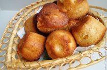 Медовые кексы с апельсином Ингредиенты: Яйца куриные —