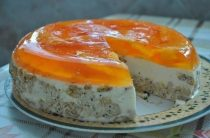 """Торты без выпечки 1. Торт """"Апельсинка"""" Ингредиенты: 700"""