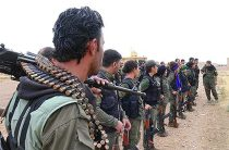 Курды вызволили из плена ИГ более 50 езидских