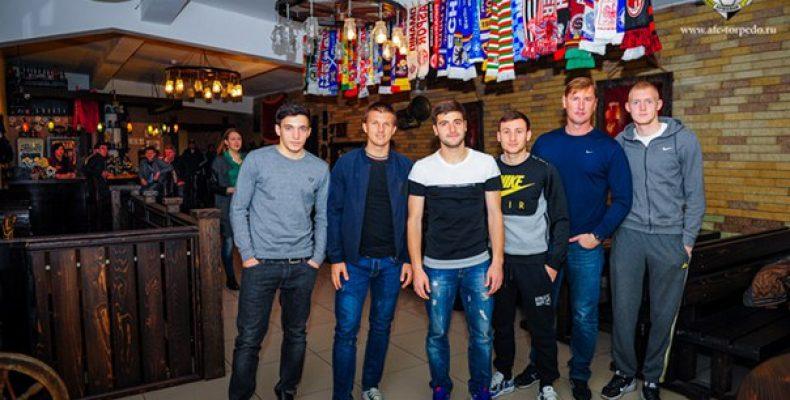 Футболисты армавирского «Торпедо», пропускающие вчерашний матч с «Балтикой»