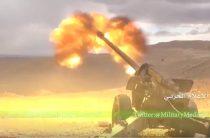 Сирийская армия начала штурм Кариатена За последние трое