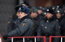 Российскую полицию задействуют на матче сборных Франции и
