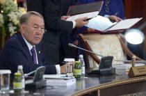 Назарбаев допустил изменение Конституции и системы правления Нурсултан
