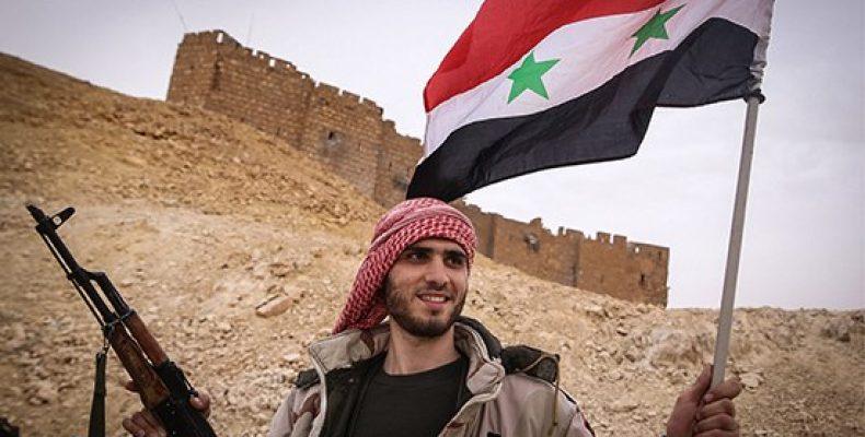 Сирийская армия полностью освободила Пальмиру Сирийские правительственные силы