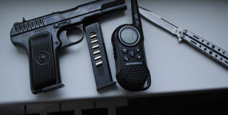 Немного о травматическом оружии Нередко незнающие люди подменяют