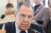 Лавров: Россия фиксирует трафик боевиков через границу Сирии
