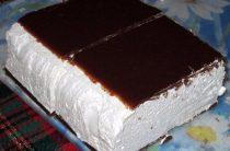 Птичье молоко Вам потребуется: Для торта: 2 пакета