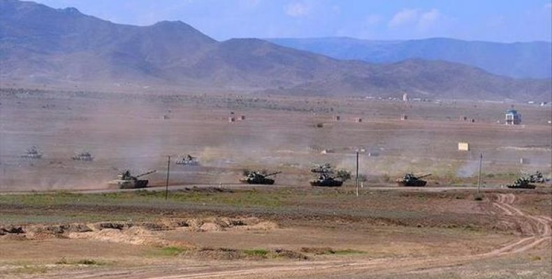 Нагорный Карабах: ситуация на утро 3 апреля 2016