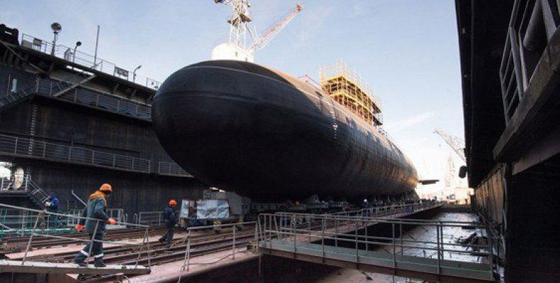 Субмарины не прибудут в срок Военно-морской флот России