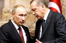 Встреча Путина и Эрдогана пройдет 3 мая