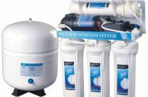 Обратный осмос – чистая воды в бытовых условиях