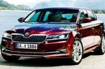 Абсолютно новая ŠKODA SuperB раскрывает настоящие ценности бренда ŠKODA