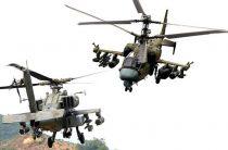 СКОЛЬКО «АПАЧЕЙ» СЪЕСТ «АЛЛИГАТОР»? Изначально ударные вертолеты создавались