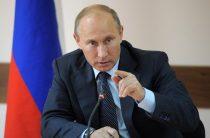 Путин: Российский контингент будет участвовать в разминировании Пальмиры